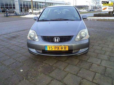 tweedehands Honda Civic 1.6i LS
