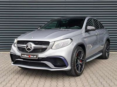 tweedehands Mercedes GLE63 AMG AMG Coupé S 4MATIC