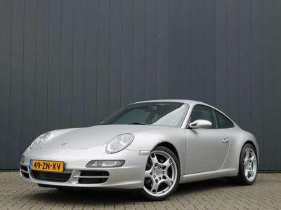 tweedehands Porsche 911 Carrera 3.6997 / NAVI / SCHUIFDAK / HANDGESCHAKEL