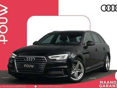 tweedehands Audi A4 Avant 2.0 TFSI 190pk S-tronic Sport Pro Line S + S-Line + B&O + Trekhaak Wegklapbaar