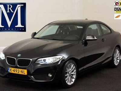 tweedehands BMW 220 220 Coupé i High Executive | LOCKDOWN ONLINE OPRUIM