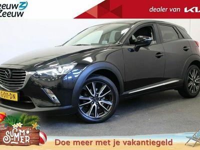 tweedehands Mazda CX-3 2.0 SkyActiv-G 120 GT-M | AUTOMAAT | Lage KM Stand | Alleen in Leiderdorp : 071 760 06 00
