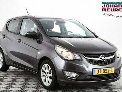 tweedehands Opel Karl 1.0 ecoFLEX Innovation | Half LEDER | VELGEN | ECC