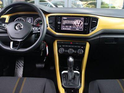 tweedehands VW T-Roc 1.5 TSI 150pk Style Bi-Tone Automaat Navi/Camera/Ecc/Pdc/Led/19inch