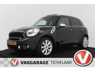 tweedehands Mini Cooper S Countryman 1.6 ALL4 Chili | Panoramadak | Leer | Xenon