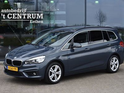 tweedehands BMW 218 2-SERIE Gran Tourer d Executive, Leder, LED, Trekhaak, Groot-Navigatie, Head-Up display, Climate Control