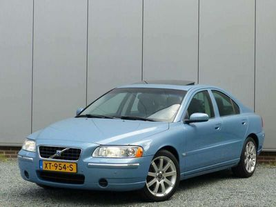 tweedehands Volvo S60 2.4 AUT Summum Leer / Schuifdak / Xenon / Trekhaak