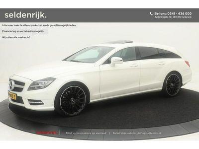 tweedehands Mercedes CLS350 CDI 4-Matic Aut. AMG *Lees advertentie* | Schuifda