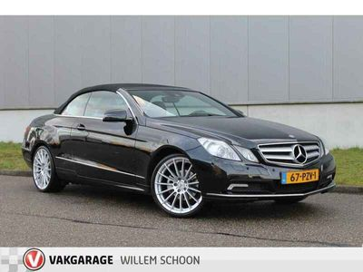 tweedehands Mercedes 200 E-Klasse CabrioCGI Avantgarde