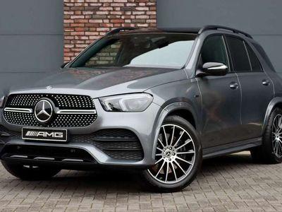 tweedehands Mercedes GLE350 de 4-MATIC AMG Aut9, Plug-in Hybrid, Panoramadak,