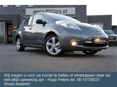 tweedehands Nissan Leaf MARGE AUTO 24kw Bluetooth/Climate/Velgen GEEN BTW