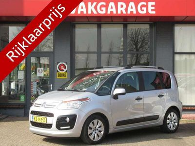 tweedehands Citroën C3 Picasso 1.6 e-HDi Tendance | HOGE INSTAP | CLIMA-AIRCO | N
