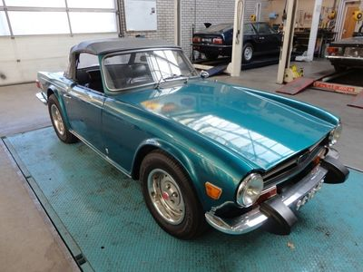tweedehands Triumph TR6 -perfect
