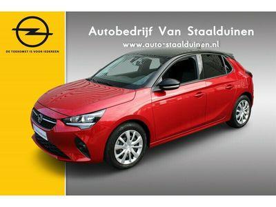 tweedehands Opel Corsa 1.2 Edition Navigatie| Cruise Controle| Parkeer sensoren| Two Color| 100pk