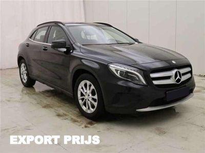 tweedehands Mercedes GLA180 d Lease Edition *NAVI+1/2LEDER+XENON+CAMERA+ECC+PD