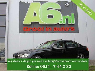tweedehands BMW 330e 3 Serie -Centennial High Executive Automaat Schuifdak Cognac Leder LED Koplampen GR Navi Stoelverw