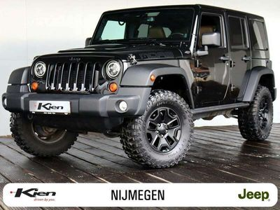 """tweedehands Jeep Wrangler Unlimited 2.8 CRD Moab 