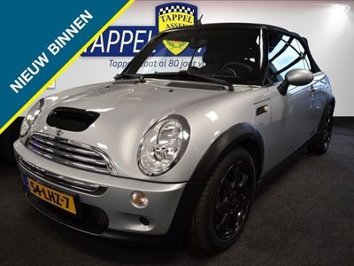 tweedehands Mini One Cabriolet