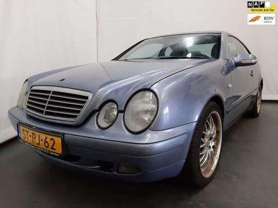 tweedehands Mercedes CLK200 Coupé Elegance export