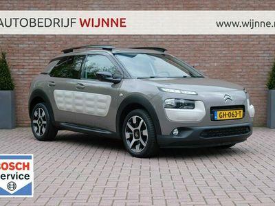 tweedehands Citroën C4 Cactus 1.2 PureTech 110pk Shine | Navi | Climate | Camera | Cruise | PDC
