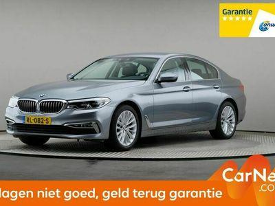 tweedehands BMW 520 5 Serie dA Edition High Executive Luxury, Automaat, LED, Leder, Navigatie