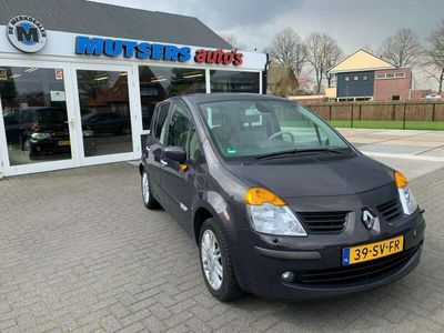 tweedehands Renault Modus 1.6-16V INITIALE AUT ECC LEDER perfecte staat