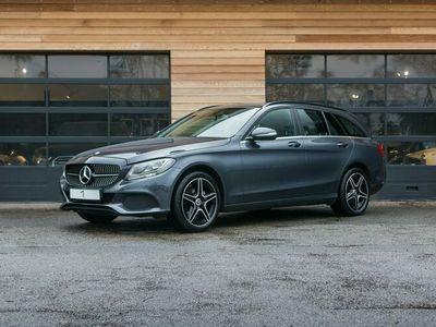 tweedehands Mercedes 180 C-KLASSE EstateCDI Prestige *Nieuwstaat-Nav touchscreen-PDC