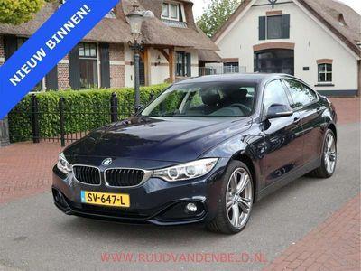 tweedehands BMW 420 Gran Coupé 420XD SPORT 19''/ADAP.BIXENON/PROFNAVI/