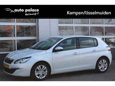 tweedehands Peugeot 308 1.2 110PK ACTIVE|NAVI|LICHTMETALEN