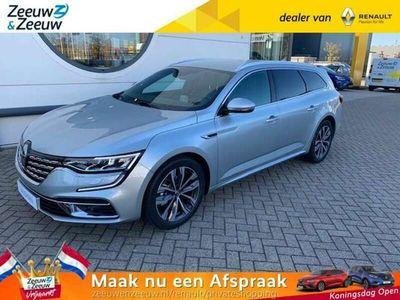 tweedehands Renault Talisman Estate 1.3 TCe Intens Op voorraad bij Zeeuw & Zeeuw Naaldwijk