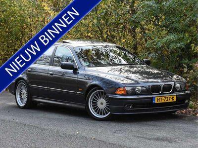 tweedehands BMW 540 540 i Executive aut. Youngtimer – Alpina voorspoil