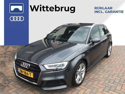 tweedehands Audi A3 Sportback  35 TFSI CoD Advance Sport / 2X S-LINE/ FULL-LED/ VIRTUAL COCKPIT/ NAVI/ CLIMA/ STOELVERWARM./ 150 PK
