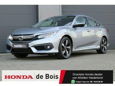 tweedehands Honda Civic 1.5 i-VTEC Executive | Schuifdak | LED | Camera | Leder |