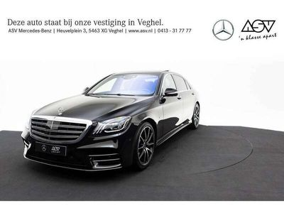 tweedehands Mercedes S560 e Lang Premium Plus Widescreen, Panoramadak, 360°-