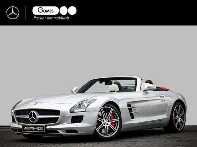tweedehands Mercedes SLS AMG Roadster 6.3 V8 AMG 571pk