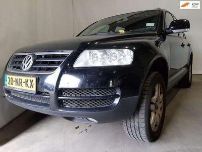 tweedehands VW Touareg 3.2 V6 Arco Trekhaak Schade Export