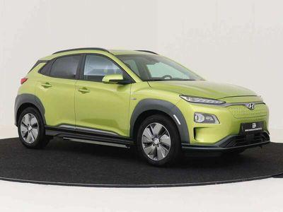 tweedehands Hyundai Kona EV 64 kWh 3 FASE Nr. 107011