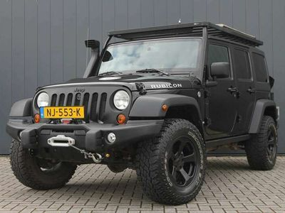 tweedehands Jeep Wrangler Unlimited 2.8 CRD Rubicon AUT. / AEV / LIER / ROOF