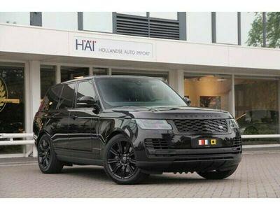 tweedehands Land Rover Range Rover P400e Vogue Black Pack PANO