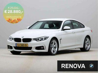 tweedehands BMW 418 Gran Coupé 418i Executive PDC achter   Sportstoele
