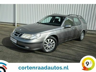 tweedehands Saab 9-5 Estate 2.0t Linear Business Pack | Automaat | Airco |