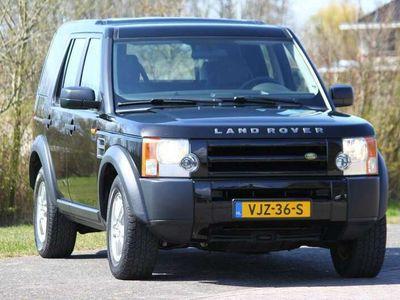 tweedehands Land Rover Discovery 3 2.7TDV6 Automaat Commercial Grijs kenteken TOP!