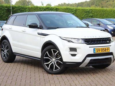 tweedehands Land Rover Range Rover evoque 2.2 eD4 2WD Prestige Business Edition / Parkeerhulp V+A / Leder / Stoelverwarming / Cruise Control