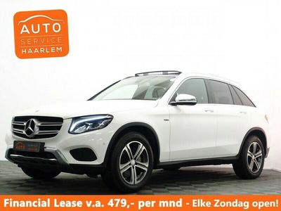 tweedehands Mercedes 220  GLC,4MATIC Solution AMG Autom- Panodak, Navi, Camera, Xenon