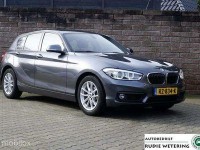 tweedehands BMW 118 118 i Automaat Executive led/nav/tel/ecc/pdc/lmv16