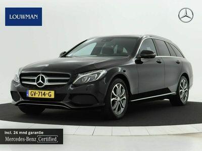 tweedehands Mercedes E350 C-Klasse EstateLease Edition   360o camera   Navigatie  ..