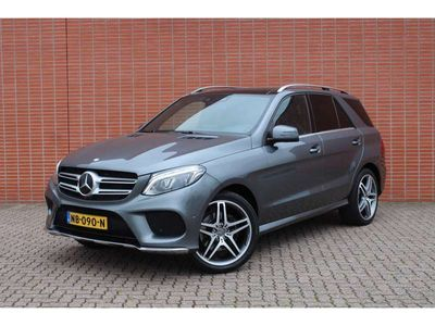 tweedehands Mercedes GLE350 d 4-Matic AMG Sport Edition | Luchtvering |..