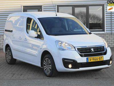 tweedehands Peugeot Partner 120 1.6 BlueHDi 100 L1 Première S&S