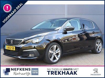 tweedehands Peugeot 308 1.2 130 pk Allure / Parkeerhulp V+A / Navigatie / Full Led /