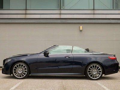 tweedehands Mercedes E350 E-Klasse CabrioletAutomaat AMG Line   Camera   Memory  ..